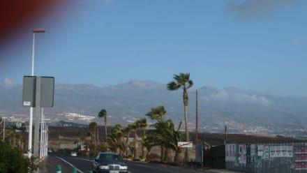Berg/Vulkan/Gebirge - Playa del Medano