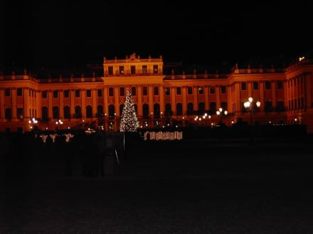 Schönbrunn - Schloss Schönbrunn
