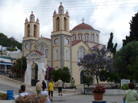 Kirche - Kirche Hl. Panteleimonos