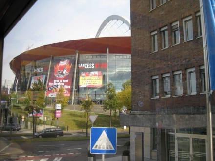 Kölner Arena - Lanxess Arena Köln