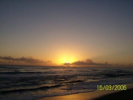 ein neuer Tag erwacht 1 - Playa Camino