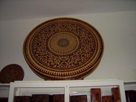 Thujaholzmanufaktur in Essaouira - Thuja Holzmanufaktur