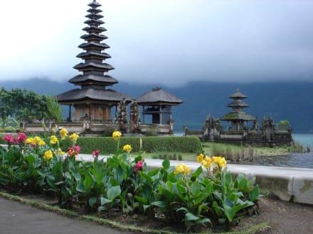 Der Wassertempel - Tempel Pura Ulun Danu Bratan