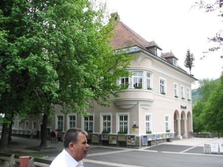 Kurhaus im Kurpark - Kurhaus