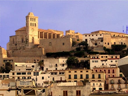 Dalt Vila / Ibiza - Kathedrale Santa Maria