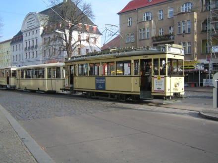 Strassenbahn - Rundfahrt mit historischer Strassenbahn