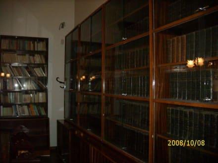 Die Bücherei - Atatürk Müzesi/Atatürk-Museum