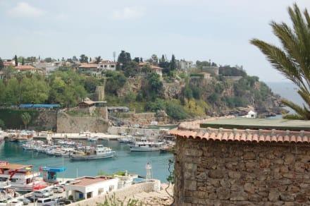 Antalya - Hafen - Dolmus
