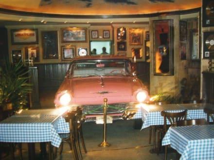 Was für ein Anblick - Hard Rock Cafe