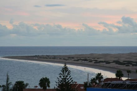 Sandstrand - Playa del Inglés - Strand Playa del Ingles