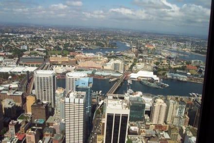 Darling Harbour - Sydney Tower