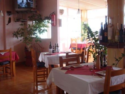 Das Restaurant - Restaurant La Farola del Mar