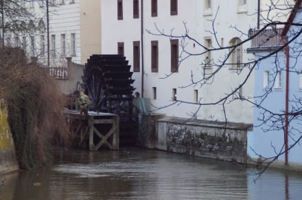 Mittelalterliche Wassermühle - Mittelalterliche Wassermühle
