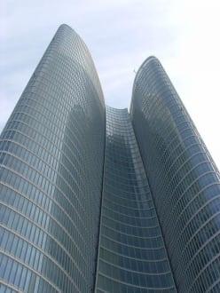 Architektur - Skyline Abu Dhabi
