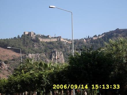 Festung von Alanya - Burg von Alanya  (Ic Kale)