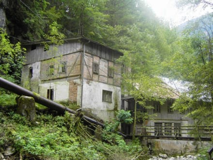 Alte Mühle - Seisenbergklamm