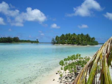Lagune - Lagune von Bora Bora