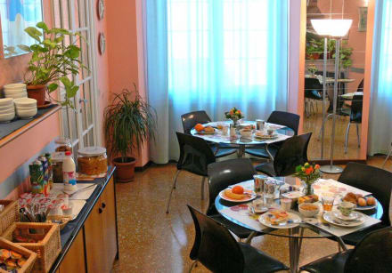 Restaurant & Büffet - Hotel Cairoli