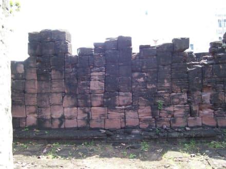Steine - Khmer Tempel