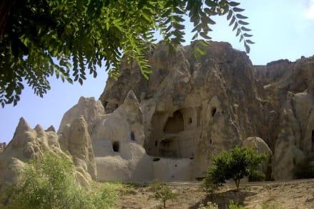Felsenkirche in Kappadokien - Göreme Nationalpark