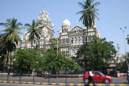 In Mumbai - Bombay