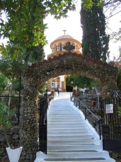 Kloster Agios Nektaros - Kloster Agios Nektarios