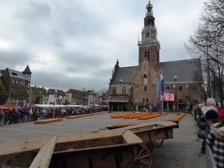 Alkmaar - Käsemarkt
