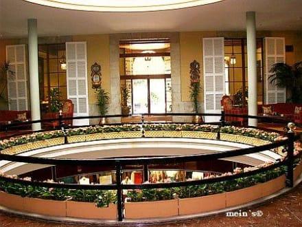 Innenbereich - Castillo Hotel Son Vida