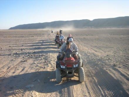 Track - Quad Tour El Gouna