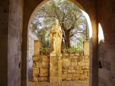 Denkmal - Alcazár de los Reyes Cristianos