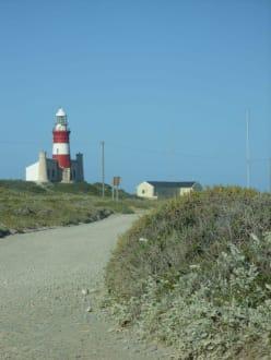 Leuchtturm am Kap Agulhas - Kap Agulhas