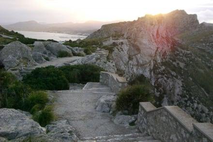 Kap Formentor mit Blick auf Alcudia - Cap Formentor