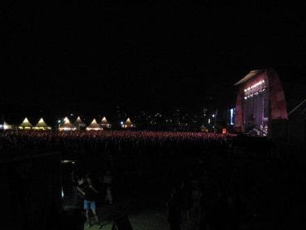 Live Konzerte - Donauinsel