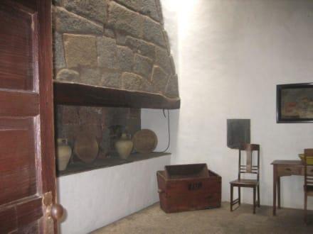 Küche - Palacio de Spínola