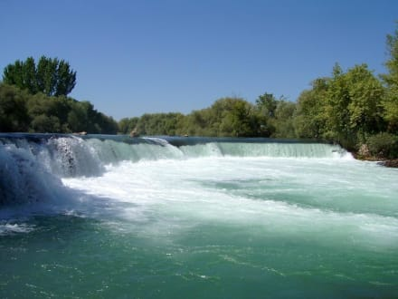 Manavgat Wasserfälle - Manavgat Wasserfälle