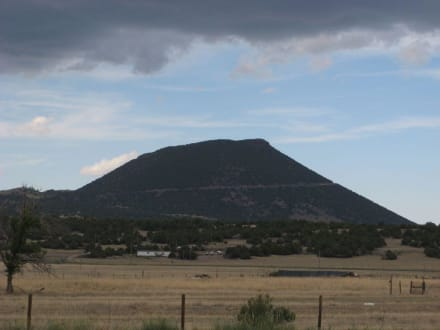 Capulin Volcano National Monument - Capulin Volcano National Monument