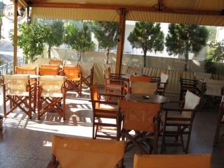 Cafe Apolis - Cafe Apolis