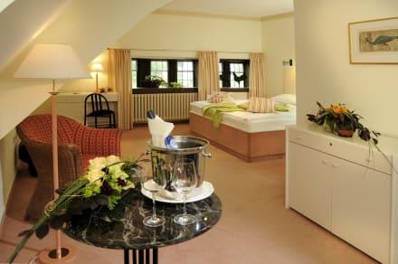 Doppelzimmer Komfort Hotel Hof Hueck - Hotel Hof Hueck