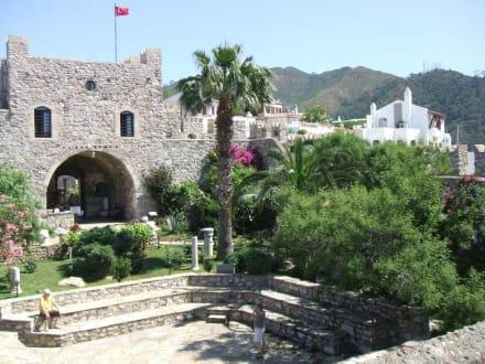 Festung Marmaris - Marmaris Kalesi (Kastell)