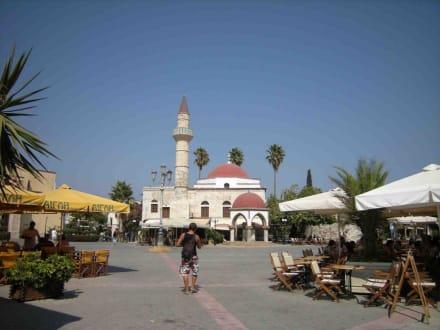 Kos Stadt - Defterdar Moschee