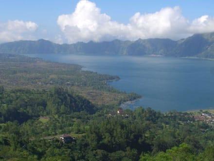 Ausblick2 - Kintamani Aussichts-Punkt