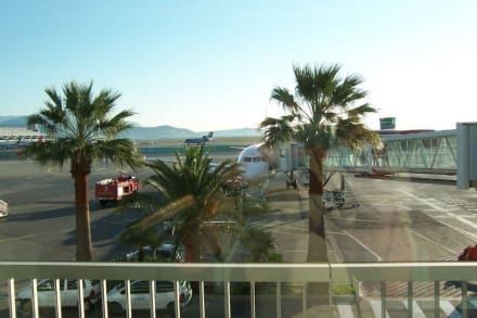 Nizza Flughafen - Flughafen Nizza (NCE)