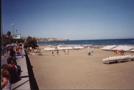 Gran Canaria - Playa del Ingles - Strand Playa del Ingles