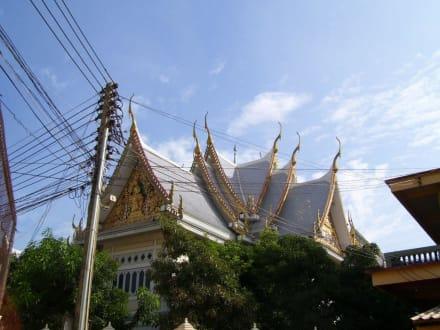 Tempeldach - Wat Sothon