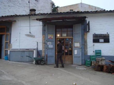 Restaurant ES VERGER - Castell d'Alaró - Restaurant Es Verger