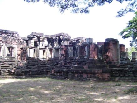 Historischer Tempel - Phimai