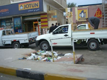 Innenstadt von Hurghada - Zentrum Hurghada