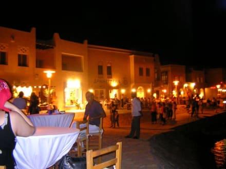 Die Marina am Abend - Hafen Abu Tig Marina