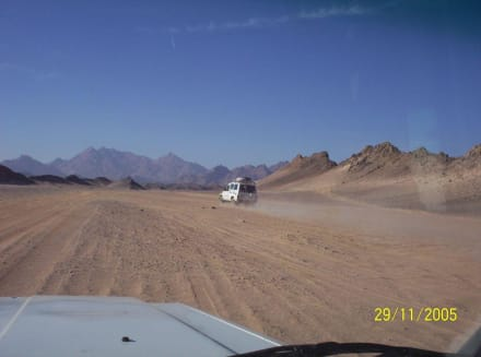 Jeep-Safari - ein unvergleichliches Erlebnis! - Jeep Safari Hurghada