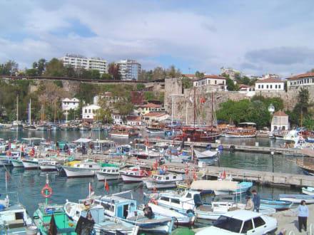 Hafen Antalya - Hafen Antalya